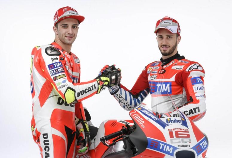 Los actuales pilotos de Ducati, candidatos a salir el próximo año