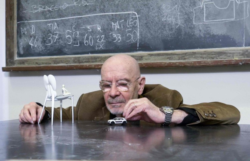 Mario Bellini, el creador de la Cactus Chair