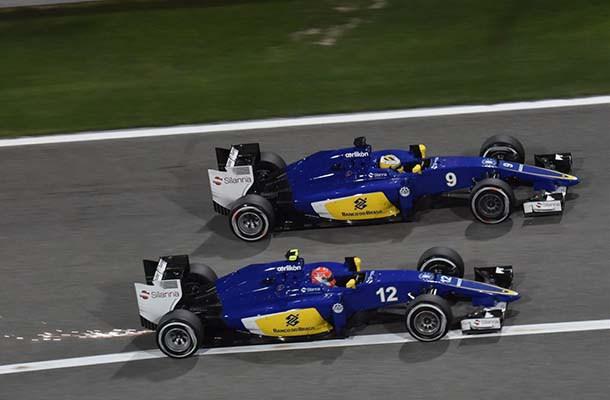 Sauber, de nuevo con serios problemas financieros