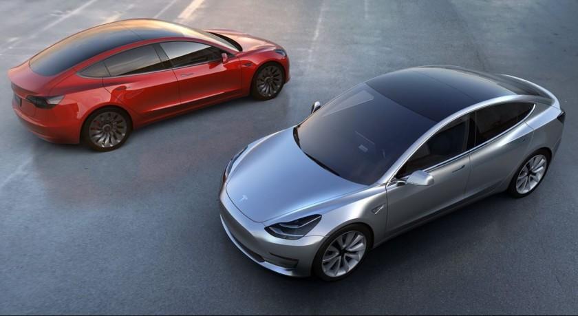 Llega el Tesla Model 3, el low cost eléctrico de Tesla