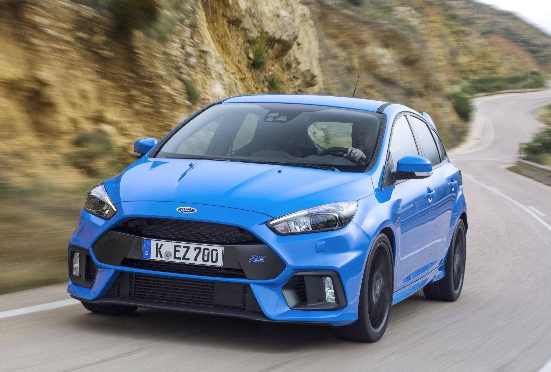 El ford focus rs premio coche del a o en los vehicle dynamics international awards el cuentakil metros