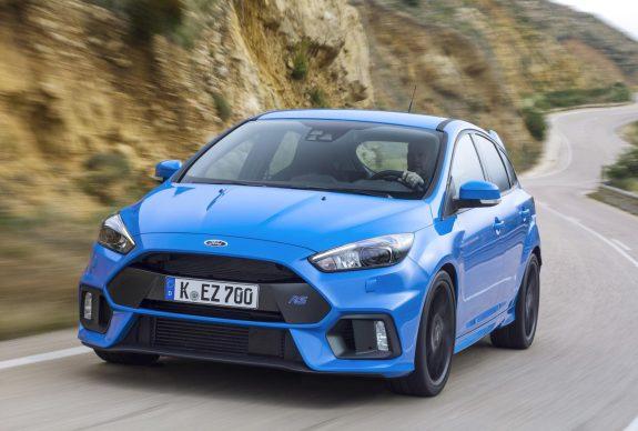 El nuevo Ford Focus RS, Premio Coche del Año en los Vehicle Dynamics International Awards