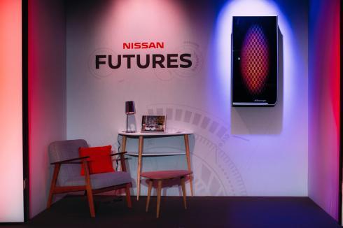 Nissan y Eaton presentan xStorage, la solución definitiva para el ahorro de luz en casa