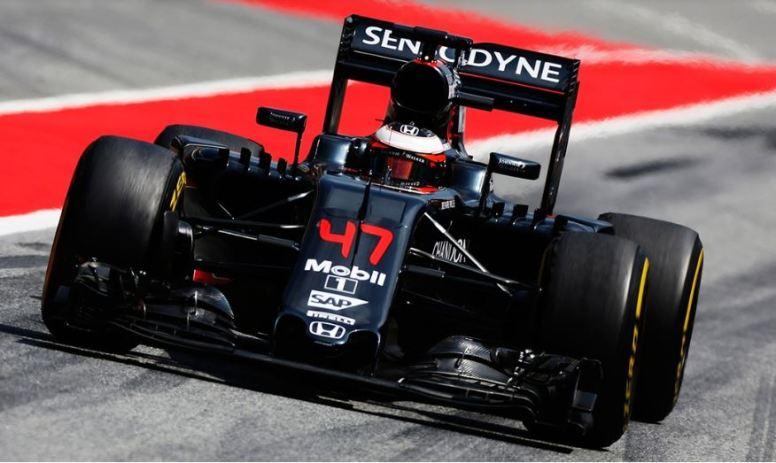 Buen día de trabajo para McLaren y Stoffel Vandoorne
