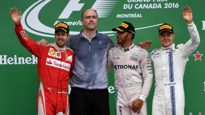 Canadá, una nueva muesca en el revólver de Hamilton esta temporada