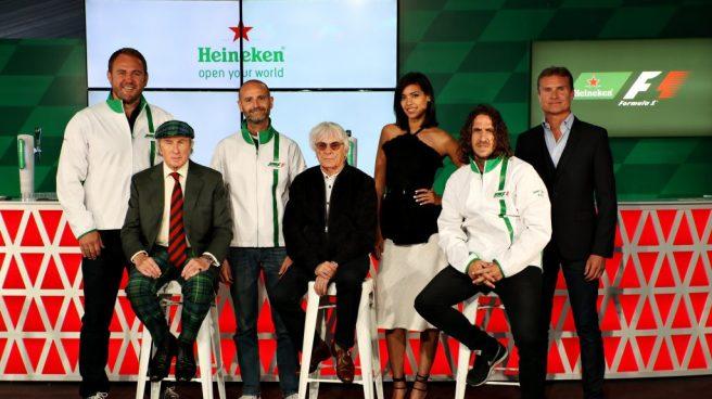 Heineken nuevo socio preferente de la Fórmula 1
