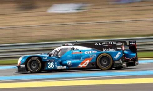 Espectacular debut con triunfo de Alpine en su vuelta a Le Mans