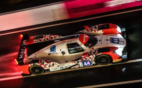 Roberto Merhi dejó pinceladas de gran piloto en Le Mans