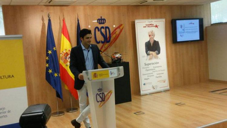 Carlos Sáinz, nombrado Embajador del Legado de María de Villota