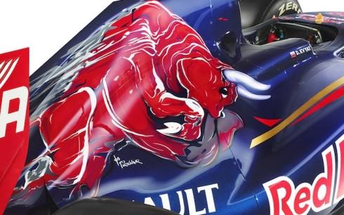 El nuevo acuerdo devolverá los motores Renault a Toro Rosso