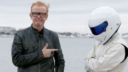 Chris Evans abandona Top Gear a mitad de la temporada
