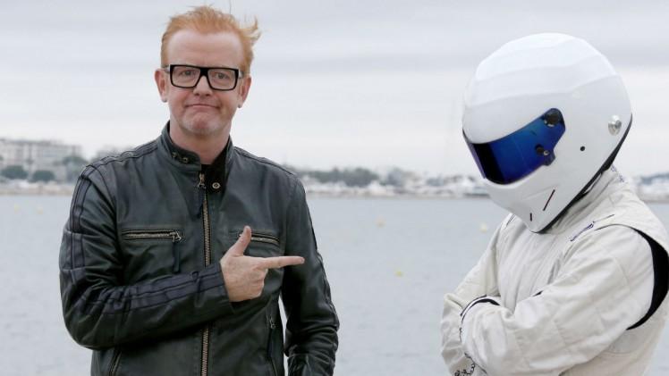 Chris Evans abandona Top Gear a mitad de la temporada