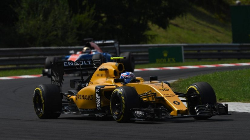 Espectacular paso adelante de Renault, que hoy  rozó los puntos con Palmer