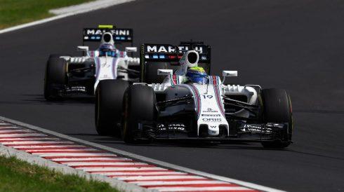 Auténticamente calamitosa la carrera de Felipe Massa hoy en Hungría