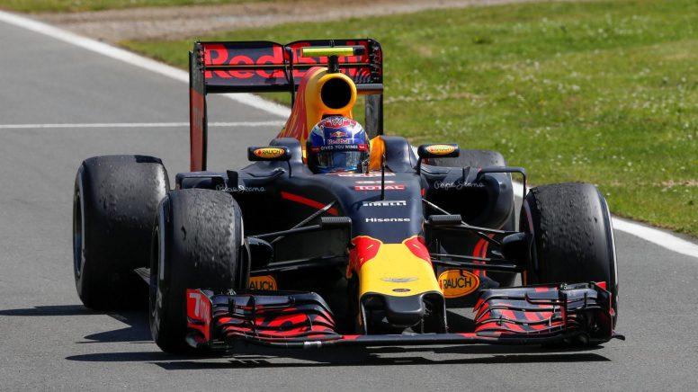 Espectacular carrerón de Max Verstappen