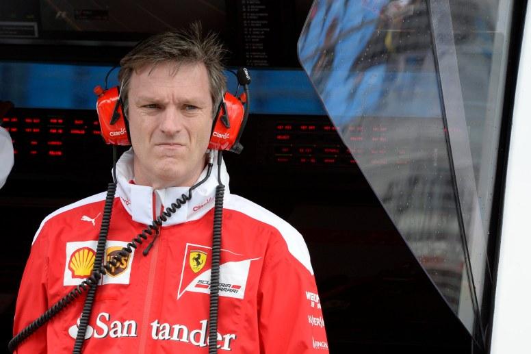James Allison abandona Ferrari por los malos resultados