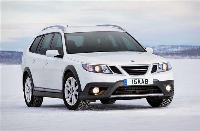 Saab 9-3X, la última gran creación del fabricante sueco