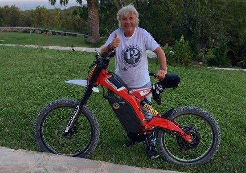 Angel Nieto, nueva imagen de Bultaco