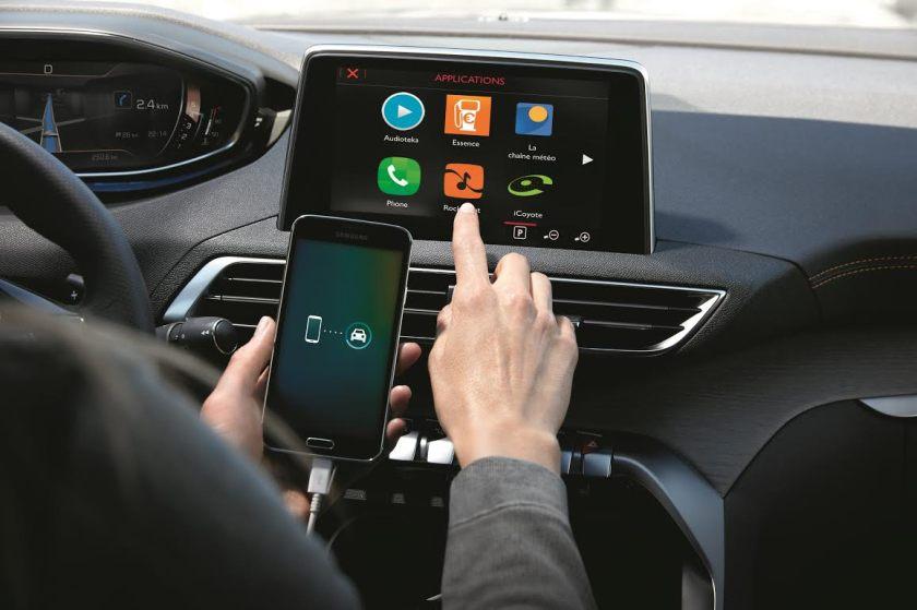 Peugeot da un nuevo impulso a su app MyPeugeot