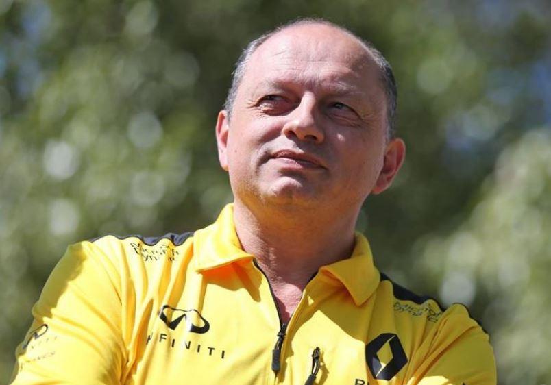 Frederic Vasseur prevé desvelar en septiembre la pareja de pilotos de Renault