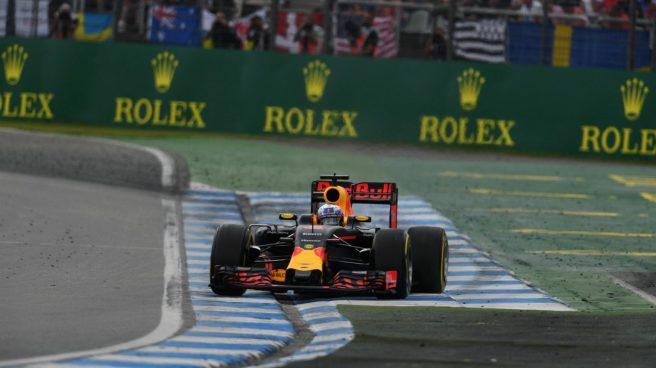 Excelente pódium de Daniel Ricciardo en su 100ª carrera en F1