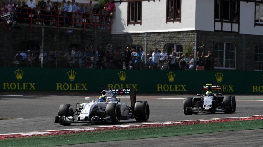 Felipe Massa, de mal en peor cada carrera que pasa