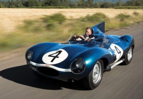 Subastado un Jaguar D-Type por casi 22 millones de dólares