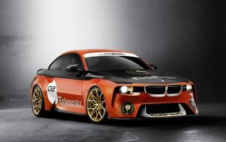 BMW 2002 Hommage: Tributo al poderío