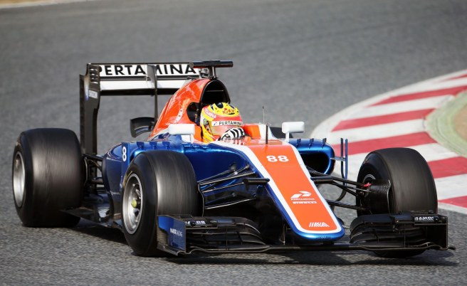 Motor Racing - Formula One Testing - Test One - Day 3 -  Barcelona, Spain