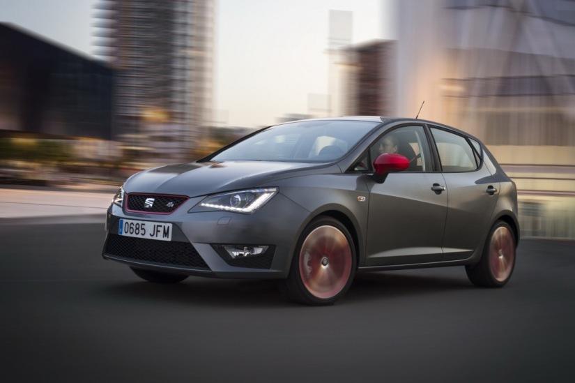 El Seat Ibiza, uno de los afectados por un nuevo problema con las emisiones