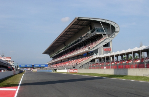 Montmeló, de nuevo sede de los tests invernales de la Fórmula 1