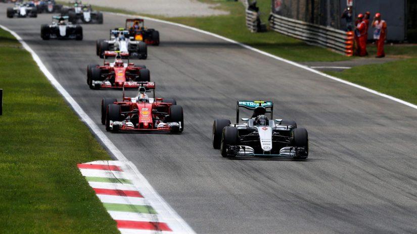 Nico Rosberg no dio opción a sus rivales