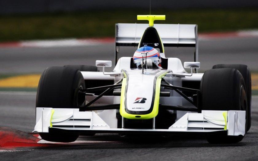 Jenson Button, campeón del mundo en 2009 con Brawn GP