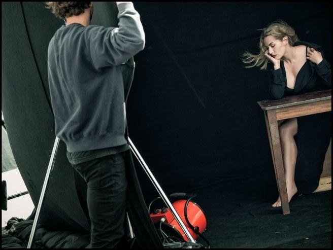 Kate Winslet, una de las protagonistas del Calendario Pirellli 2017