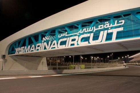 El circuito de Yas Marina (Abu Dhabi), punto final al calendario del Mundial de Fórmula 1 para 2017