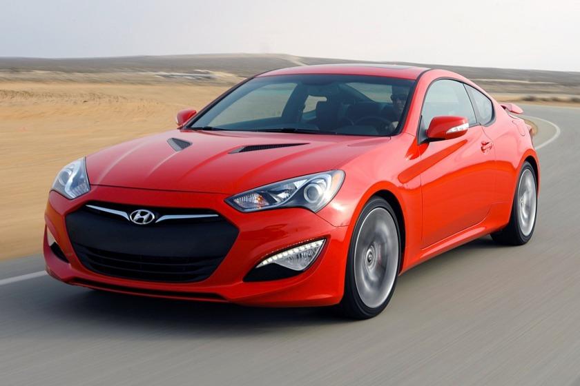 Retiran 86.000 Hyundai Génesis Coupe del mercado por problemas en el airbag