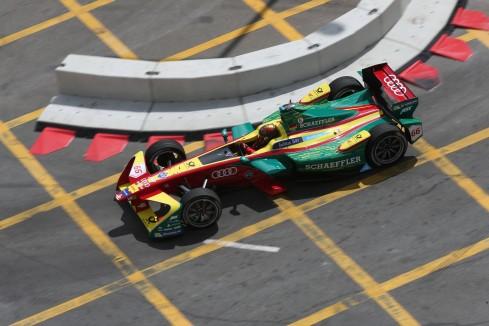 Audi pone el foco en la Fórmula E