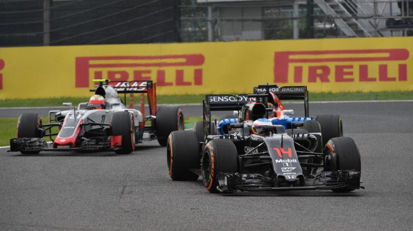 Fernando Alonso vivió una auténtica pesadilla en la casa de Honda
