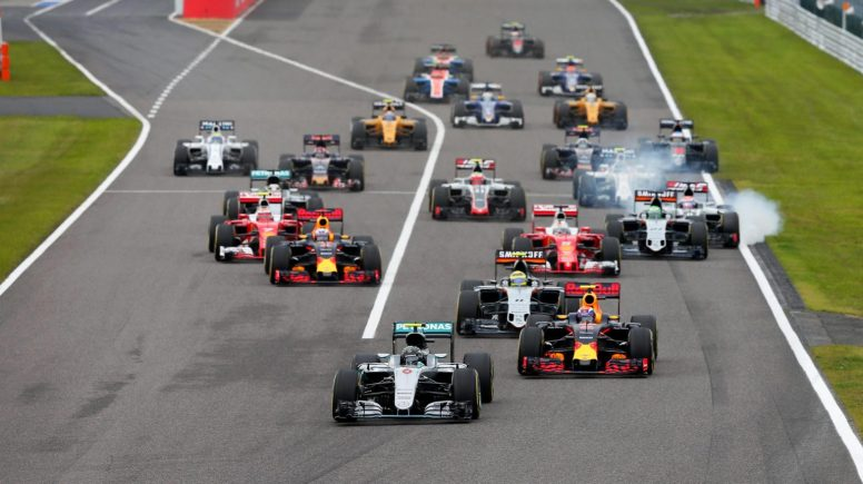 Lewis Hamilton se dejó gran parte de sus opciones en la salida