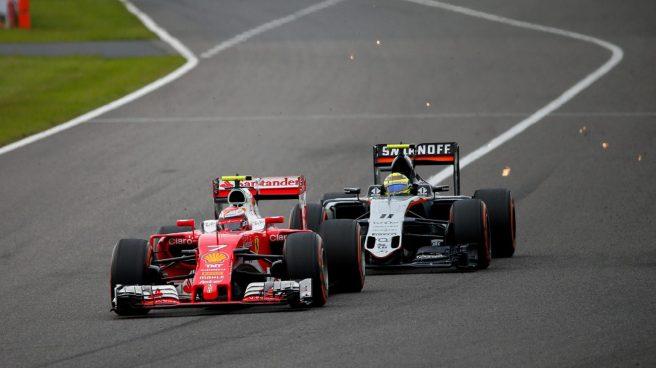 Kimi Raikkönen, otra víctima del fallo en la estrategia de Ferrari