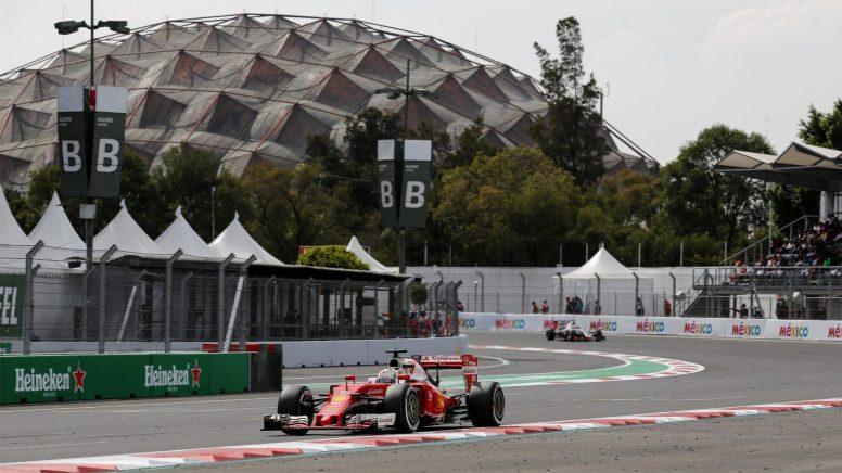 Sebastian Vettel, ángel y demonio hoy en México