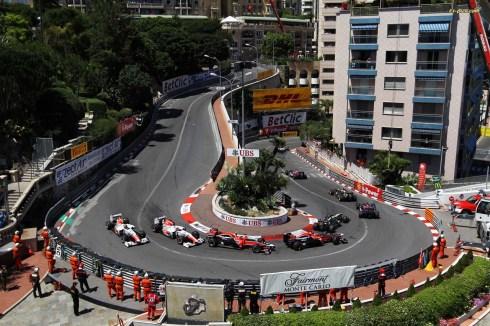 La FIA publica el calendario provisional para 2017