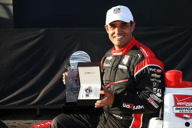 Juan Pablo Montoya estará en la próxima Race of Champions de Miami