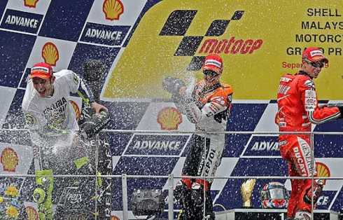 Malasia apuesta por MotoGP para albergar carreras en el futuro