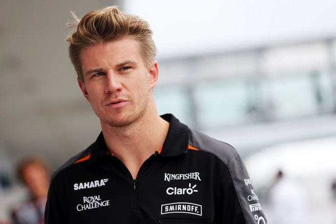 Nico Hulkenberg ficha por Renault para 2015