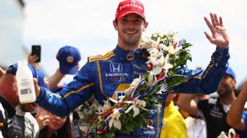 Alexander Rossi, vencedor en Indianápolis, debutará en la próxima ROC
