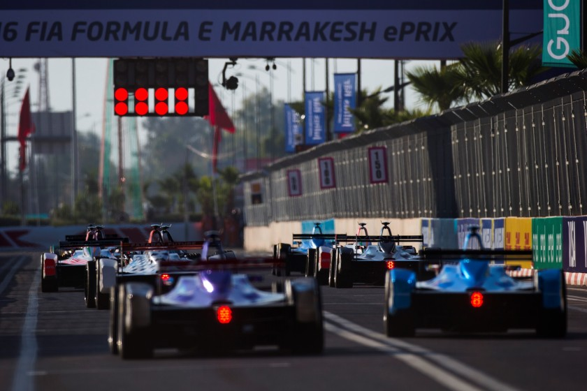 La Fórmula E, en el radio de acción de Ferrari