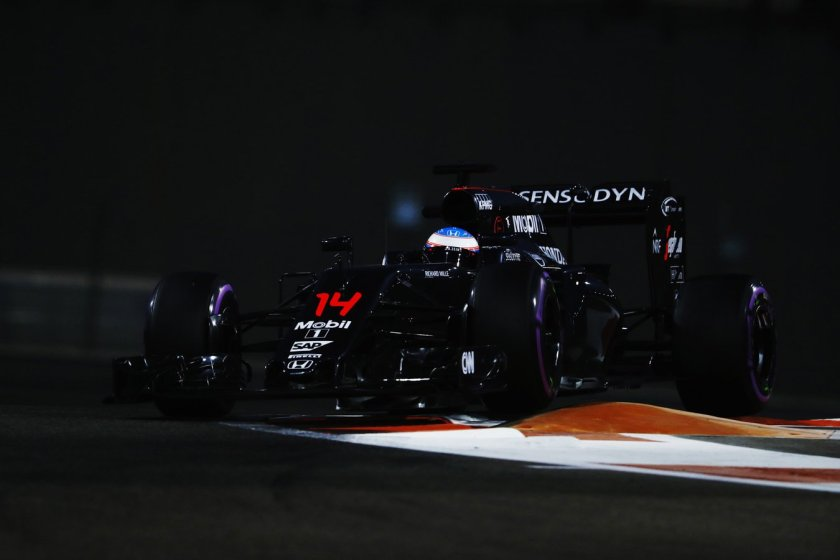 Fernando Alonso, de nuevo en los puntos tras una meritoria carrera
