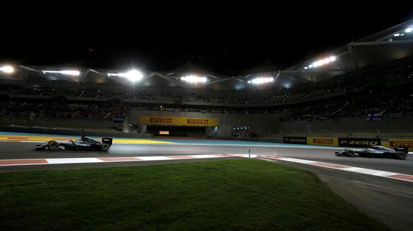 Lewis Hamilton trató de ralentizar la carrera para perjudicar a Nico Rosberg