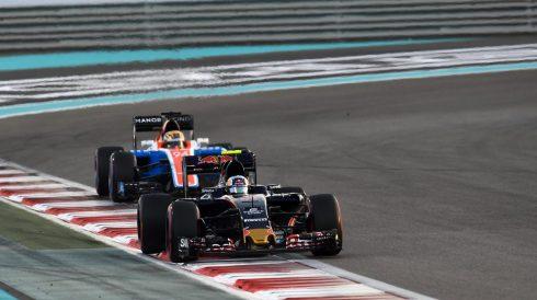 Fin de semana para olvidar para Carlos Sáinz y Toro Rosso